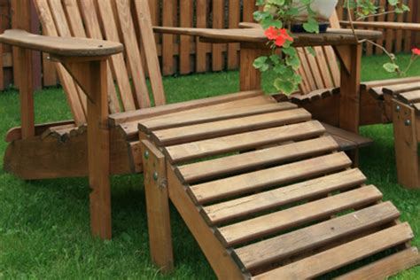 how to paint and stain patio furniture diy true value