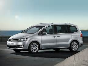 new cars used cars family car 2011 volkswagen sharan