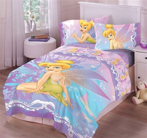 Tinkerbell Bedding Oh So Girly Tinkerbell Bedding Set