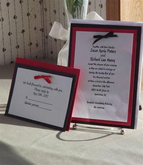 pocketfold wedding invitations diy kits best 25 diy wedding invitation kits ideas on
