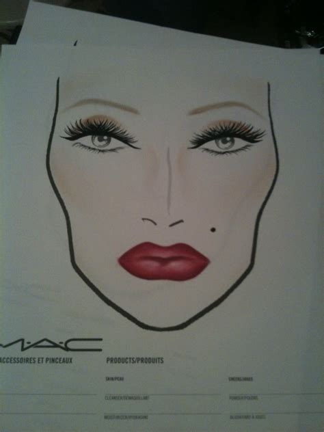 What Makes Up Paper - make up on paper by gonzales makeup