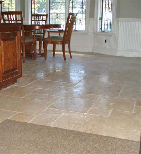 kitchen floor tile designs   perfect warm kitchen