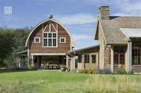 barn like homes the barn look creating a rustic feel in your contemporary
