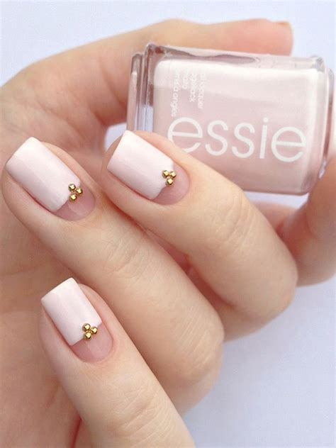 Nail And by Wedding Nail Manicure Ideas From