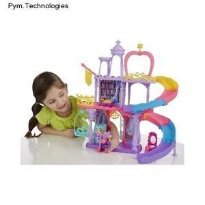 my little pony dolls house my little pony doll house twilight kingdom rainbow castle girls play toys gifts ebay