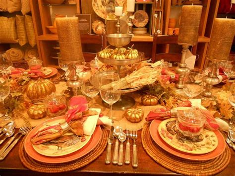 Thanksgiving Tablescapes Design Ideas Thanksgiving Tablescape Thanksgiving Decorating Ideas