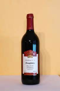 dornfelder sweet red wine mccallin wines germany