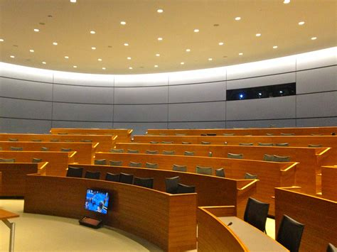 Yale Second Mba by Som S Sleek New Home A Report And Slide Show This Just