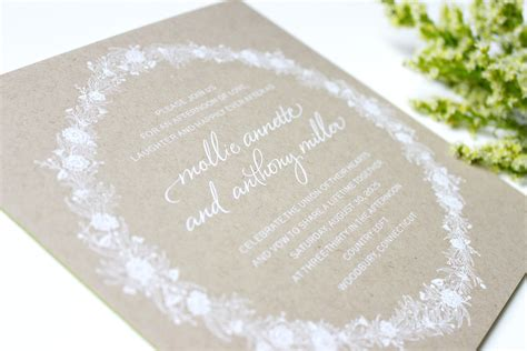 Where To Buy Craft Paper - where to buy kraft paper for invitations