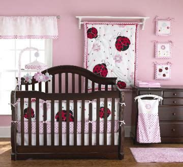 Ladybug Baby Crib Bedding by Bug Nursery Pretty Pink Ladybug Crib Bedding Pretty