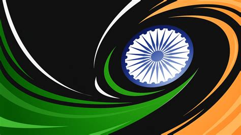Indian Flag HD Desktop Wallpaper 34882   Baltana