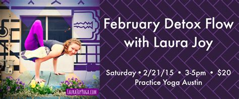Detox Flow by February Detox Flow With Debolt Practice