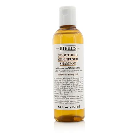 Kiehls Smoothing Infused kiehl s smoothing infused shoo for or frizzy