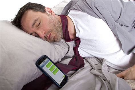 Shhh My Cellphone Is Sleeping do you sleep with your mobile phone beside you research