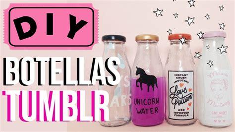 decorar tu cuarto tumblr diy decora tu cuarto con estas botellas tumblr