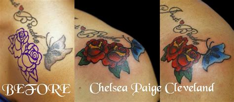 tattoo fixers vegas tattoo fix butterfly and roses by chelsea c on deviantart