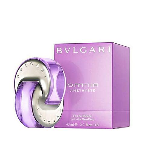 Bvlgari Omnia Amethyste bvlgari omnia amethyste 65ml buy at best prices in india snapdeal