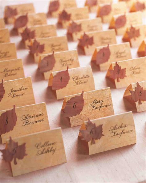 do it yourself fall wedding favor ideas 8 diy ideas for adding an autumnal touch to your fall wedding martha stewart weddings