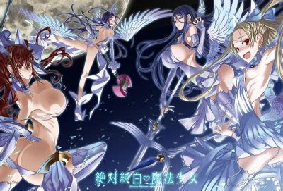 drama anime xyz zettai junpaku mahou shoujo episode 1