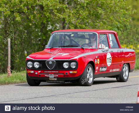 vintage alfa romeo giulia vintage race touring car alfa romeo giulia from 1976 at