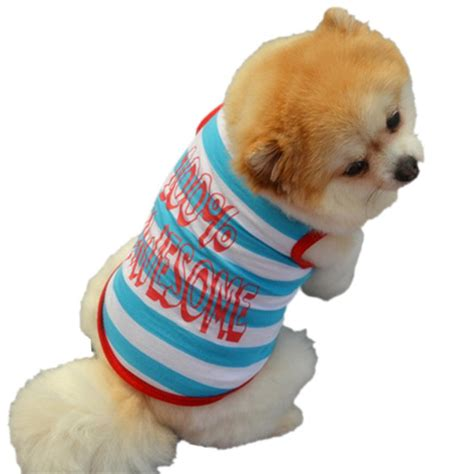 cheap dogs 2016 summer pet clothes chihuahua cheap clothing small clothes for dogs
