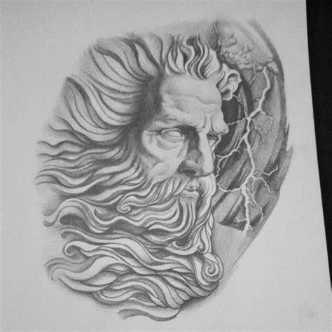 zeus tattoo designs resultado de imagen de zeus ideas