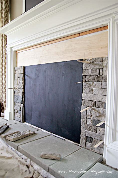 how to make a fireplace hearth remodelaholic how to build a faux fireplace and mantel
