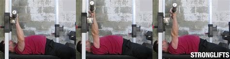 mehdi bench press how to bench press with proper form the definitive guide
