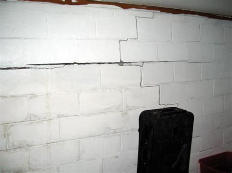 in basement wall what causes basement wall failure