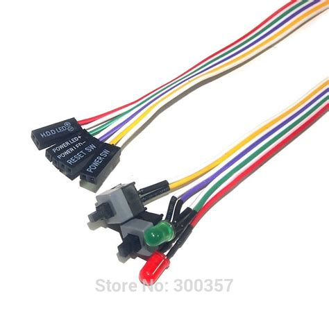 l cable with switch desktop computer pc power cable sw switch re