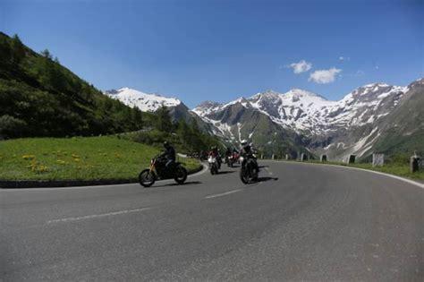 Motorradfahren Zell Am See by Motorradfahren Gro 223 Glockner Hochalpenstra 223 E Urlaub Zell