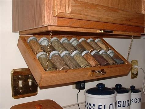 Drop Spice Rack by Pull Spice Rack For The House