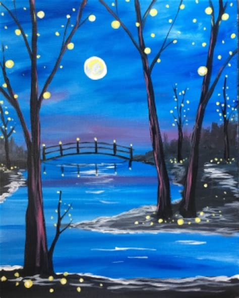 paint nite yellow paint nite is back one lincoln food spirits