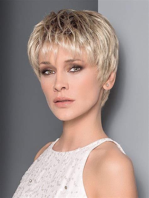itip extensions in pixie timeless short pixie cut women wigs