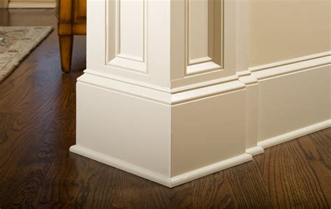 Interior Baseboard Trim by Kitchens Waldron Construction Llc