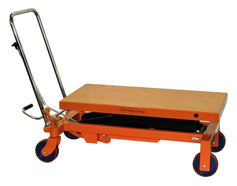 hydraulic scissor lift table hydraulic scissor lift table cart 2200 lb tf100