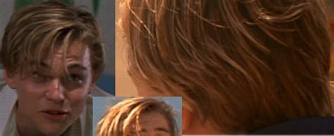 romeo and juliet hairstyles leonardo dicaprio snoskred life in the country