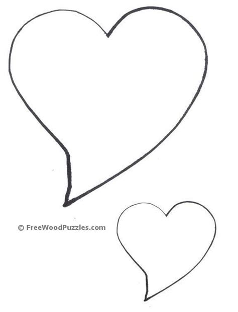 heart pattern free printable best photos of printable shape patterns printable heart