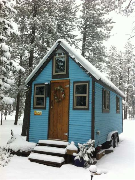 tiny home rentals colorado tiny blue house tiny house for rent in nederland