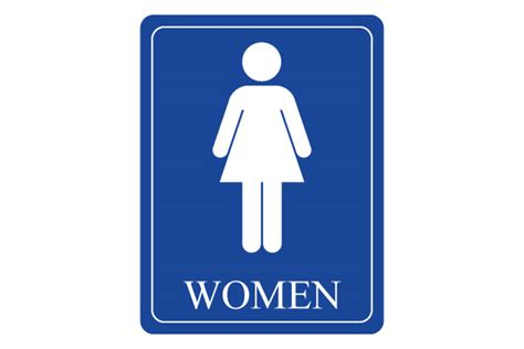 female bathroom restroom signs printable clipart best