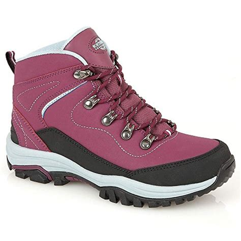 Svsport Shoes Model 2017 Ranning Walking Shoesvery Light leather lightweight waterproof walking hiking trekking ankle boots shoes size 3 4 5 6 7 8