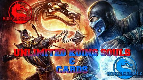 300 Soul Mortal Kombat X Mobile mortal kombat x mobile unlimited soul glitch mkx ios glitch