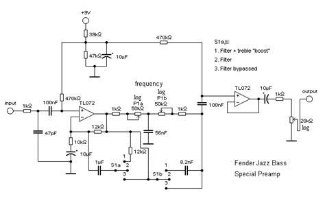 miller fender jazz b wiring diagram