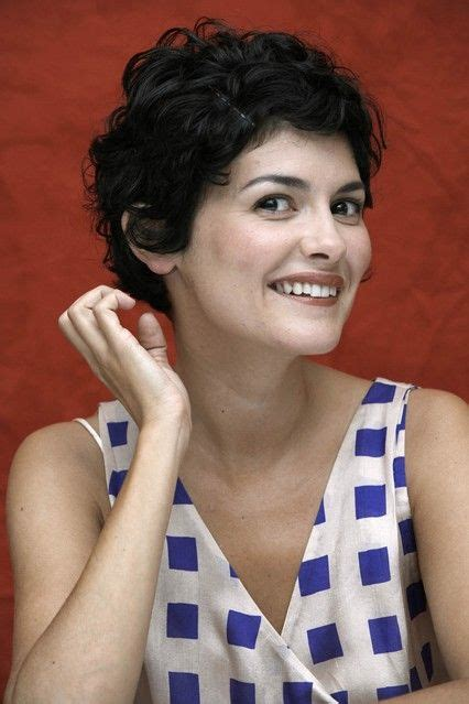 coco chanel hair styles 100 best images about audrey tautou on pinterest audrey