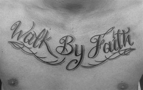 walk by faith not by sight tattoo design 20 walk by faith not by sight design ideas for