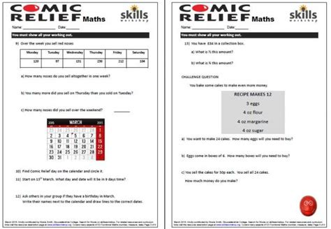 functional maths level 1 worksheets functional maths