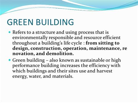 Ppt Green Green It Concept Ppt