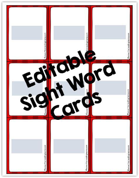 free printable editable dice editable sight word dice game this reading mama