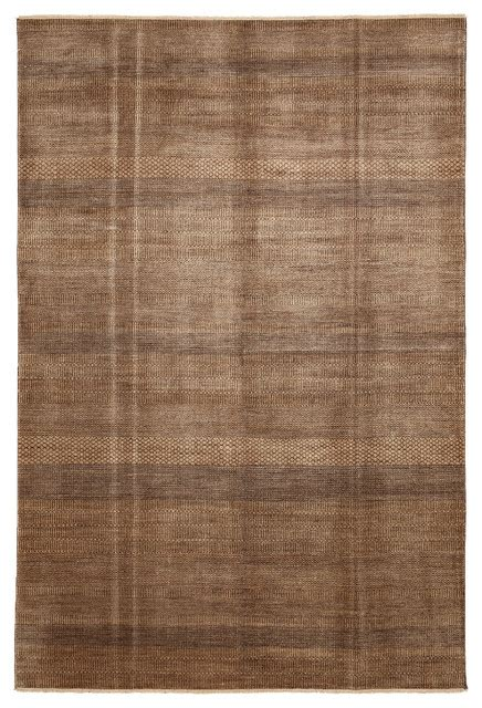 Modern Area Rugs 6x9 Modern Wool Area Rug Brown 6x9 Modern Area Rugs By Rugs
