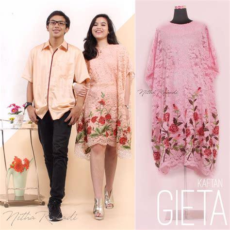 Baju Kebaya Artis Remaja kaftan pesta artis gigi kaftan gieta made by order sa ma ra boutique butik baju